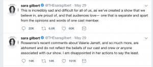 Gilbert Tweets