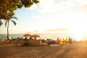 waikiki beach in hawaii came 20th in usas top 25 beaches