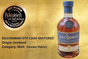 kilchoman best in class award winner from world of whiskies