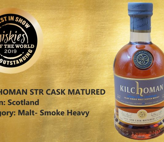 kilchoman best in class award winner from world of whiskies